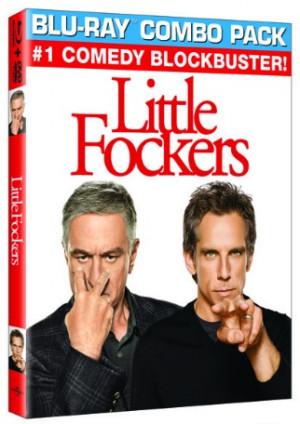 Little Fockers Blu ray Robert De Niro Ben Stiller