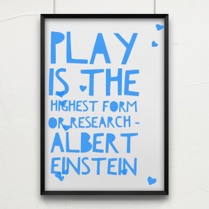 quotes about early childhood play