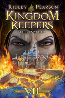 The Insider (Kingdom Keepers Series #7)