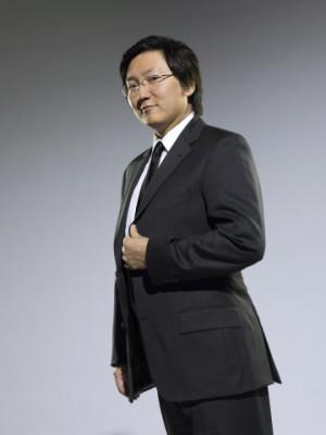We love Hiro Nakamura. Here's a promo shot of the character, courtesy ...