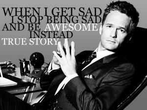Barney Stinson awesome