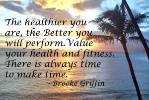 Quotes About Health And Fitness