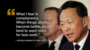 Lee Kuan Yew: Singapore's founding father divided opinion