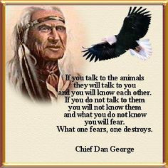 Chief Dan George More