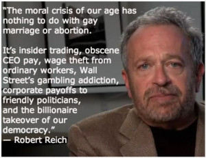 The moral crisis of our age has nothing to do with gay marriage or ...