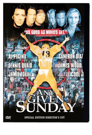 ... claimed thousands of Actress Rochon Any Given Sunday day gladiators