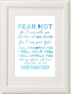 Teen Room Decor, Girl Wall Art, Christian Nursery, Inspirational Quote ...