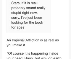 an imperial affliction quotes