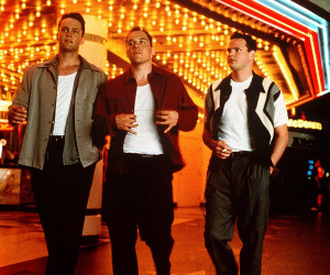 In Vince Vaughn's first comedic film, he plays Trent, a swinger and ...