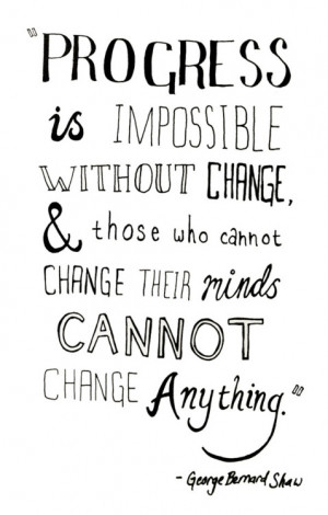 quote inspiration Change progress kony2012 invisible children george ...
