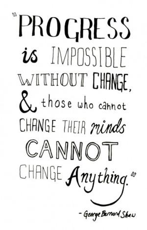 quote inspiration Change progress kony2012 invisible children george ...