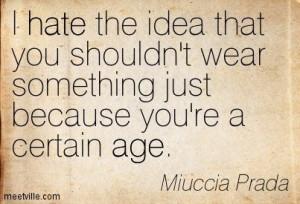 miuccia prada quotes - Google Search