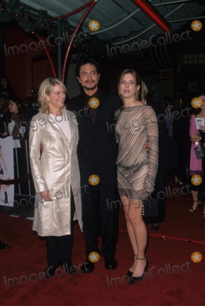 Candice Bergen Picture Candice Bergen with Benjamin Bratt and Sandra