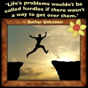 Famous Motivational and Inspirational Quotes - Life's problems wouldn ...