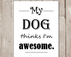 Cute Dog Adoption Sayings Cute dog quotes, funny dog