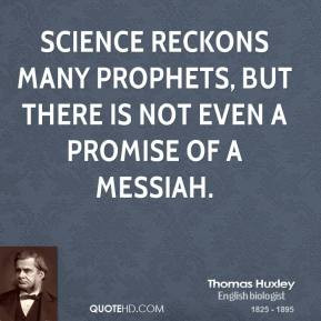 We need no messiah and no sterile conception of a god menacing us with ...