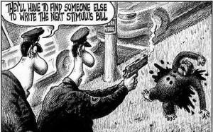The New York Post cartoon drew immediate criticism from Al Sharpton ...