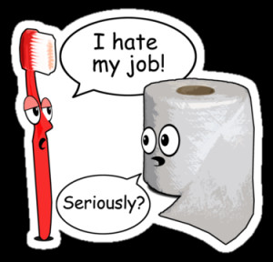 robotface › Portfolio › Funny Sayings - I hate my job