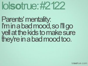 Quotes About Bad Parents