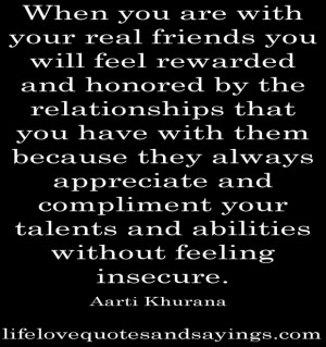 Quotes About Real Life: Quotes About Real Friends And Fake Friends ...