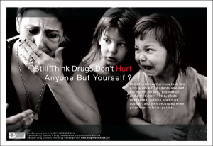 Still Think Drugs Don't Hurt Anyone But Yourself?