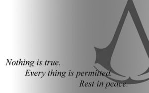 Assassins Creed 3 Quotes Quotesgram