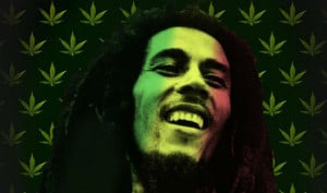 ... of bob marley the king of reggae and stoners everywhere bob