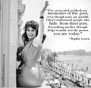 Sophia Loren Wisdom (Part One)