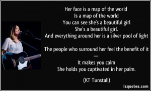 of the world You can see she's a beautiful girl She's a beautiful girl ...
