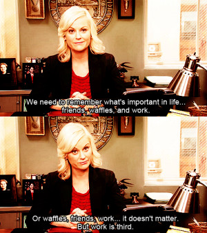 Next: Top 5 Moments in Food Banter on Parks and Rec