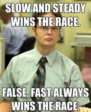 Dwight Schrute Meme 2014