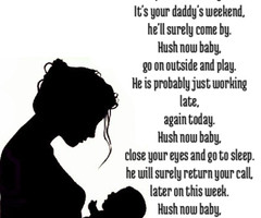 Absent father ...