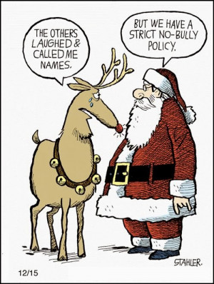 This Is The Funny Sayings About The Reindeer And The Santa Clause Talk ...
