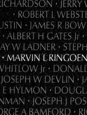 marvin lee ringoen 22nd infantry marvin lee ringoen fallen soldier