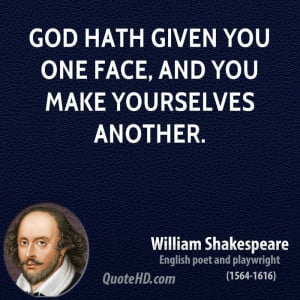 William Shakespeare Quotes