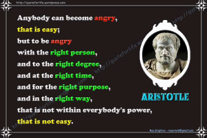 Anger Emotion Quotes Anger is a feeling that we all experience, an ...