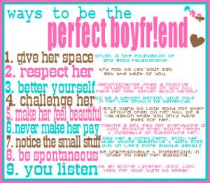 Perfect Boyfriend Picture