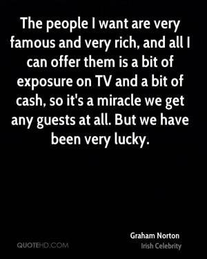 Graham Norton Quotes