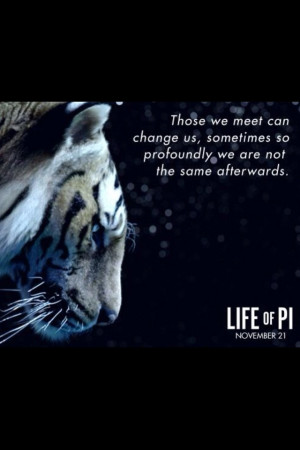 the life of pi a religious Yann martel: 'life of pi' a window into our beliefs religion is sort of replaced by art if you want to understand life, you don't pray to god.