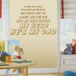 My Father My Hero Quotes http://www.ebay.ie/itm/My-Hero-Hes-My-Dad ...