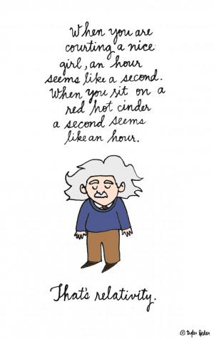 hello friends! // Albert Einstein for...