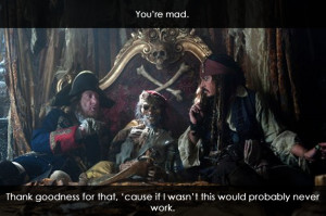 Captain Jack Sparrow Funny Quotes
