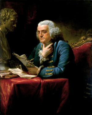 Benjamin Franklin, On the Price of Corn and Management of the Poor ...