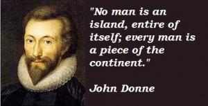 John donne famous quotes 1