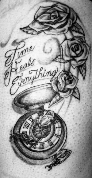 Time heals everything by ohemgeeitstory