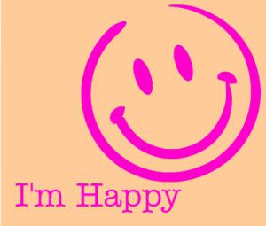 love I'm Happy créé par Super Happy