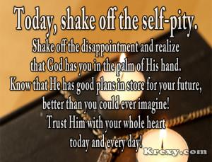 inspirational faith quotes shake off krexy