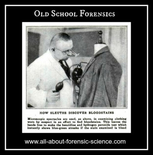 ... forensics photo from 1932. http://www.all-about-forensic-science.com