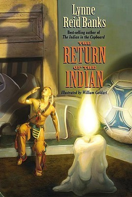 """Start by marking """"The Return of the Indian (Indian in the Cupboard ..."""