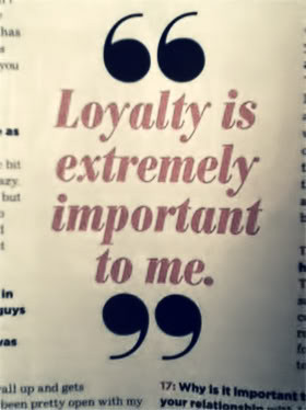 Loyalty Quotes & Sayings